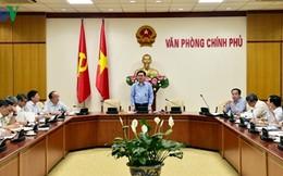 Phó Thủ tướng Vương Đình Huệ yêu cầu tạo điều kiện VAMC xử lý nợ xấu