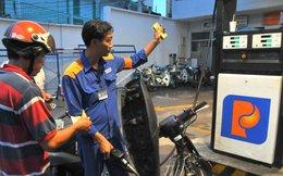 Xăng tăng 5%, dầu tăng 11,7% sau19 lần tăng giảm