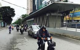 Từ 25.12, Hà Nội cấm xe nhường đường cho xe buýt nhanh