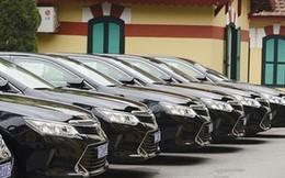 Chính phủ yêu cầu mở rộng diện khoán xe công