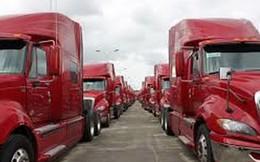 Sắp tăng thuế nhập khẩu ôtô đầu kéo đã qua sử dụng