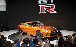 """Chiêm ngưỡng siêu xe Nissan GT- R 2017: Vẻ đẹp """"đốn tim"""" đấng mày râu"""