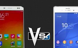 """Xiaomi Trung Quốc """"cao giá"""" hơn cả Sony?"""