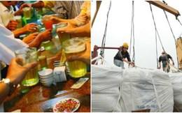 Xuất khẩu gạo được gần 1 tỷ USD, uống bia hết 1 tỷ lít