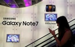 Xuất khẩu điện thoại Việt Nam tháng 9 vẫn tăng mạnh bất chấp sự cố Note 7
