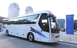Bước chuyển mới trên thị trường xe thương mại Việt Nam