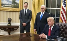 Tân chủ nhân Nhà Trắng thay đổi tình hình trong Phòng Bầu dục thế nào?