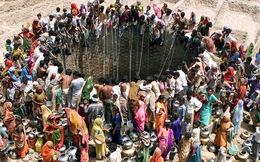 Ngày Nước thế giới, nhìn lại những bức hình ám ảnh về thực trạng khan hiếm nước trên toàn thế giới