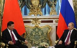 Ông Tập Cận Bình thăm Nga, ký các thỏa thuận 10 tỷ USD