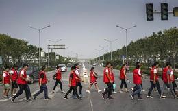 """""""Thành phố iPhone"""" ở Trung Quốc"""