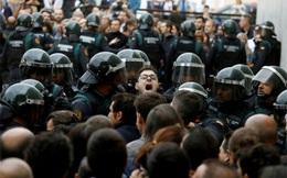 Sau trưng cầu dân ý, xứ Catalonia của Tây Ban Nha tuyên bố có thể độc lập