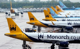 Ba hãng hàng không châu Âu nối gót nhau phá sản