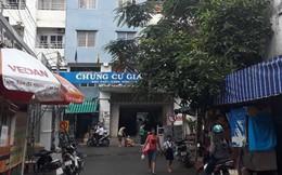 'Xắn' nhỏ phòng sinh hoạt cộng đồng của cư dân để bán