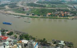 Siêu đường ven sông Sài Gòn: Lưu ý kẹt xe