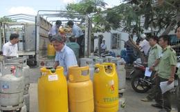 Rắc rối từ vỏ bình gas