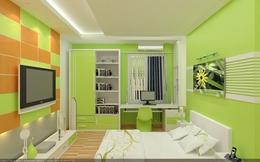 Top 3 màu sắc cho nội thất phòng ngủ giúp giấc ngủ sâu hơn
