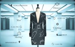 """""""Váy số hóa"""" - Cái bắt tay giữa Google và H&M"""