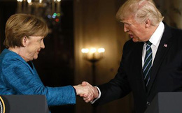 Ông Trump đưa hóa đơn đòi bà Merkel trả 374 tỷ USD?