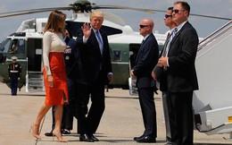 5 vấn đề chính trong chuyến thăm của Tổng thống Trump đến Israel
