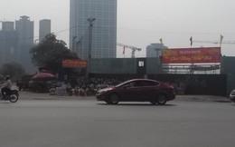 Hà Nội: Có hay không sự buông lỏng quản lý tại dự án Công viên hồ điều hòa Nhân Chính?