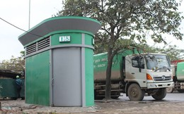 Lại xuất hiện nhà vệ sinh công cộng xây xong rồi... khoá cửa