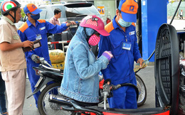 Mở cửa thị trường xăng dầu?