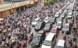 Hà Nội công bố giải thưởng chống ùn tắc trị giá 300 nghìn USD