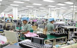 Xuất khẩu tăng cao nhờ máy tính, điện thoại