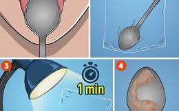 Cách cực kì đơn giản nhưng hiệu quả để kiểm tra sức khỏe của bạn chỉ trong vòng 1 phút