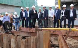 Đà Nẵng: Kiểm tra việc thi công các công trình trọng điểm đầu Xuân Đinh Dậu