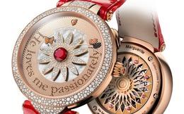 12 chiếc đồng hồ dành cho nữ giới đắt giá nhất mọi thời đại