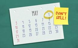 """Ông Lê Đức Khánh: Nhà đầu tư có thể """"Sell in May"""" nhưng không nên """"Go away"""""""
