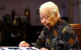 Cụ bà Hoàng Thị Minh Hồ, nhà tư sản hiến hơn 5.000 lượng vàng cho cách mạng đã qua đời