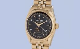 Chiếc Rolex của vua Bảo Đại dự kiến được bán đấu giá hơn 1,5 triệu USD