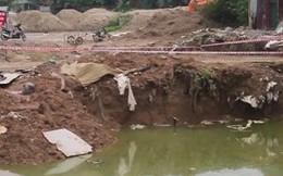 Con đường 'đau khổ' dài 2,1 km ở Hà Nội làm 15 năm chưa xong