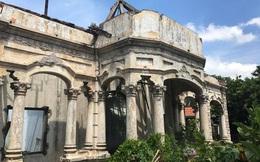 Bình Dương: Số phận biệt thự cổ ở đường Nơ Trang Long sẽ ra sao?