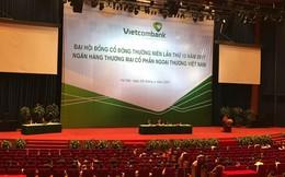 ĐHCĐ Vietcombank: Sẽ giữ lại MB và thoái vốn khỏi 4 TCTD khác, lên kế hoạch lợi nhuận 9.200 tỷ, cổ tức 8%