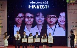 Học viện Tài chính tự hào đón tân Quán quân cuộc thi I-INVEST! 2017