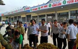 Chợ đầu mối nông sản lớn nhất Đồng Nai đi vào hoạt động