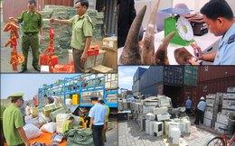 Ngân sách Nhà nước thu về hơn 7.900 tỷ đồng từ công tác chống buôn lậu, gian lận thương mại và hàng giả