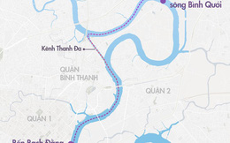 Tháng 6 sẽ đưa vào hoạt động tuyến buýt sông từ quận 1 đi Phú Mỹ Hưng