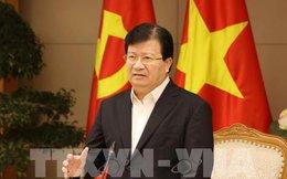 Phó Thủ tướng Trịnh Đình Dũng: Đảm bảo thực hiện mục tiêu tăng trưởng