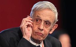 """Tưởng nhớ John Nash - """"Tâm hồn đẹp"""" thổi hồn cho lý thuyết trò chơi"""