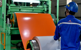 Bộ Công thương chính thức ban hành biện pháp tự vệ với sản phẩm tôn màu, cổ phiếu tôn đồng loạt tăng mạnh