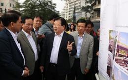 Phó Thủ tướng: Thay đổi đê sông Hồng, phải trả lời có an toàn không