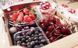 """Ăn hoa quả """"quý tộc"""": Nhà đại gia tráng miệng 70 triệu/tháng"""