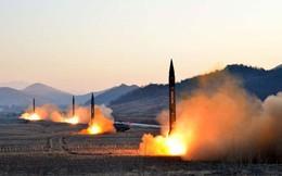 Triều Tiên phóng tên lửa sát biên giới Trung Quốc