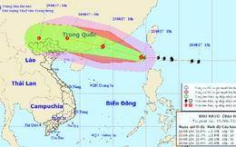 Công điện khẩn về việc chủ động ứng phó với bão Hato