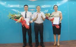 Bộ Thông tin và Truyền thông bổ nhiệm nhân sự mới