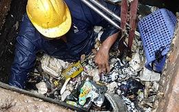 Có siêu máy bơm đường vẫn ngập: Ông Nguyễn Tăng Cường nói nhận được cảnh báo làm tắc cống